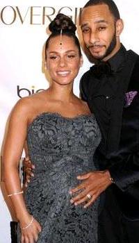 Alicia Keys grávida