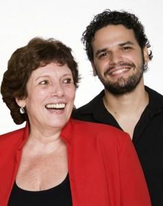 Estela e Marcelo Caldi