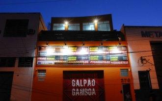 Galpão Gamboa