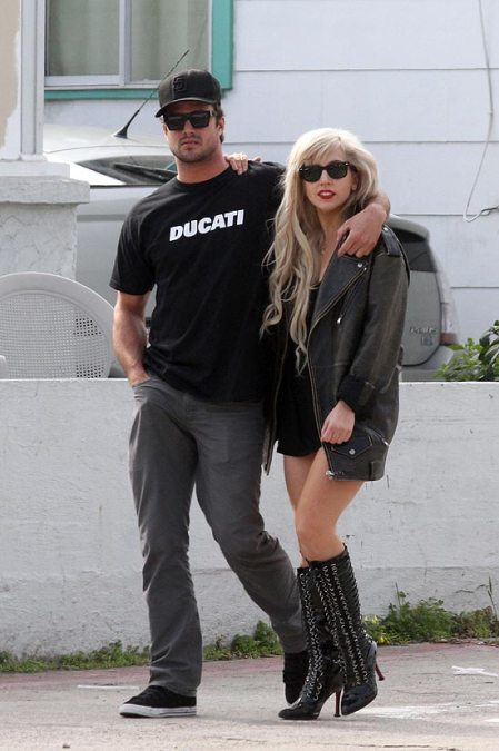 Taylor Kinney e Lady Gaga
