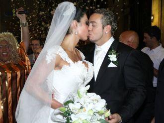 Casamento de Belo e Gracyanne