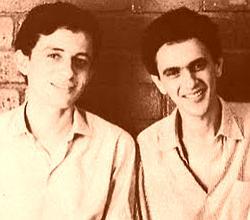 Torquato Neto e Caetano