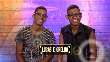 Lucas e Orelha
