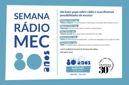 Cartaz_Semana_Radio_MEC_80_anos