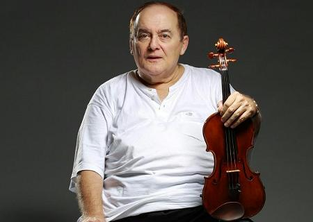 Jerzy Milewski<BR>(violinista polonês naturalizado brasileiro)<BR>Nasceu em 17 de setembro de 1946