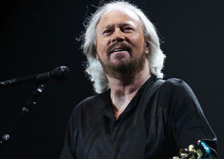 Barry Gibb<BR>Nasceu em 01 de setembro de 1946