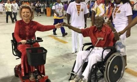 Beth Carvalho e Nelson Sargento na Alegria da Zona Sul 2017, RJ