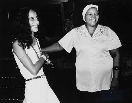 Sonho Meu, de Ivone Lara com seu grande parceiro Delcio Carvalho, foi gravada por Bethânia e Gal Costa no disco Álibi, de 1978.