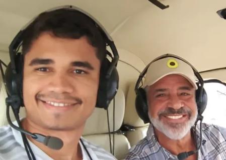 Clebson Teixeira e Lulu Santos (Foto: J C. Pereira/AgNews)